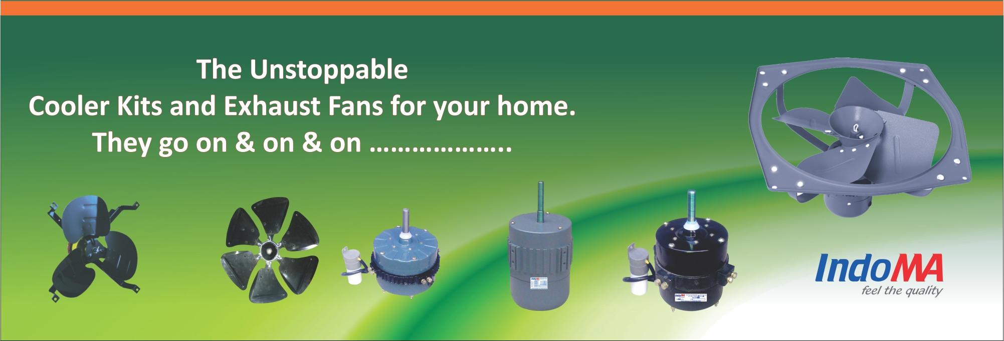 Indoma Exhaust Fan